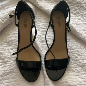 Michael Kors Black Heels